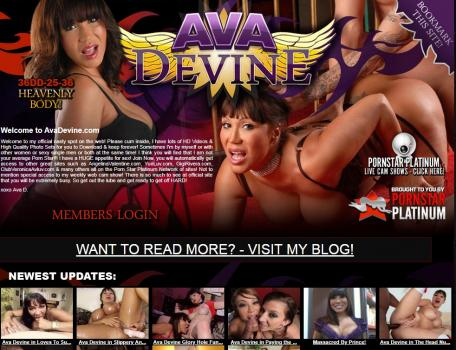AvaDevine - SiteRip