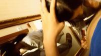 冷先生/冷s 高一嫩女初调 超长五十分钟 全程露脸 初夜 面对镜子中淫荡的自己 机奸 享受高潮 仔细刮毛