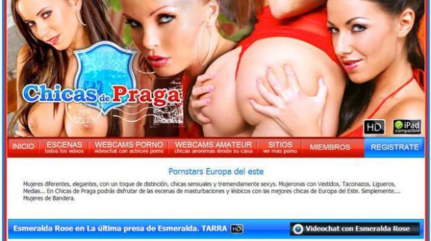 ChicasdePraga - SiteRip