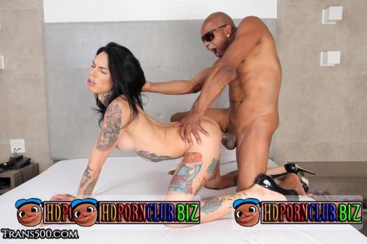 Trans500.com – Gaby Ink – Gaby Ink Gets Drilled [HD 720p]