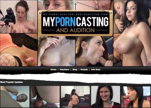MyPornCastingAndAudition - SiteRip