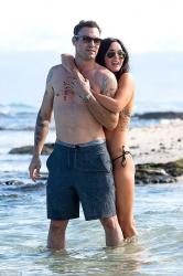 Megan Fox - Bikini candids in Hawaii 4/3/18