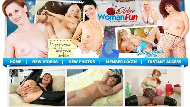 OlderWomanFun - SiteRip