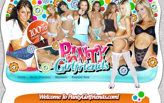 PantyGirlfriends - SiteRip