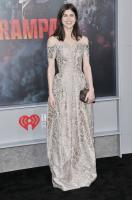 Alexandra Daddario - 'Rampage' premiere 4/04/18
