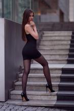 Ariadna Majewska - social media thread 67845867_ari_maj-mala-czarna-czarne-rajstopy-szpilki