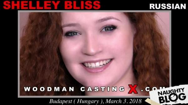 Woodman Casting X - Shelley Bliss