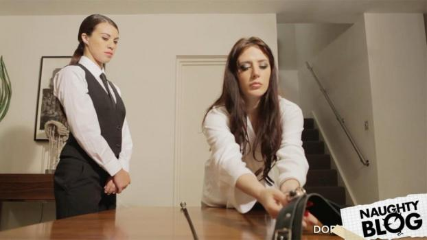 Dorcel Club - Tiffany Doll & Samantha Bentley: The Mistress And The Barrister (2018/HD) [OPENLOAD]