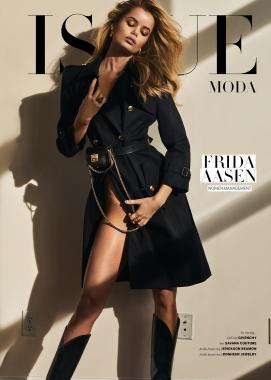 Frida Aasen - Issue Magazine April 2018 - sexy