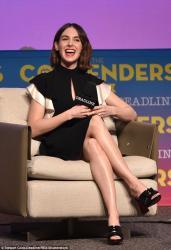 Alison Brie - Deadline's Annual Emmy Contenders Panel in LA 4/15/18