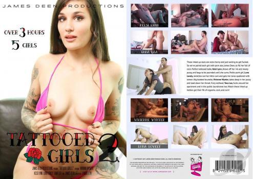 Tattooed Girls # 2