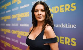 Catherine Zeta-Jones - The Contenders Emmys Presented By 'Deadline Hollywood' in LA (4/15/18)
