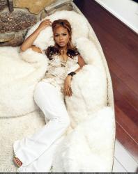 Christina Milian - Throwback Thursday Parade Magazine Shoot (2005)