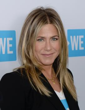 Jennifer Aniston - WE Day in LA (4/19/18)