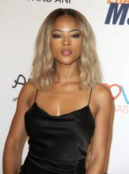 Serayah McNeill - 25th Annual Race To Erase MS Gala in Beverly Hills (4/20/18)