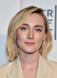 Saoirse Ronan - 'The Seagull' Premiere at the Tribeca Film Festival 4/21/18