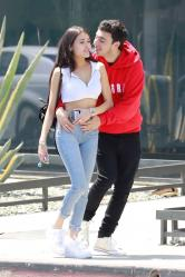 Madison Beer - Out in LA 4/21/18