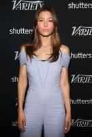 Jessica Biel - Variety Actors on Actors Presented by Shutterstock In LA (4/28/18)