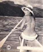 Rosenda Monteros  nackt