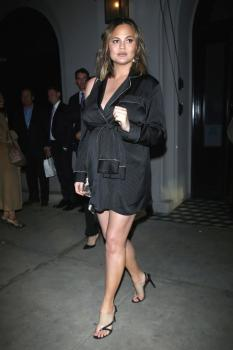 Chrissy Teigen at Craig's in West Hollywood 7