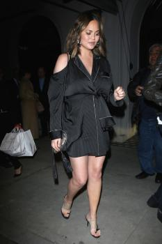 Chrissy Teigen at Craig's in West Hollywood 8