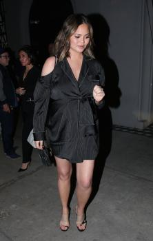 Chrissy Teigen at Craig's in West Hollywood 12