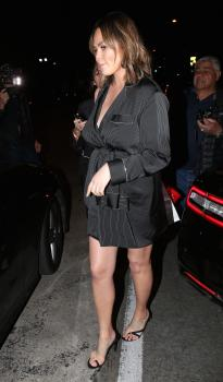 Chrissy Teigen at Craig's in West Hollywood 18
