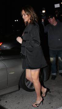 Chrissy Teigen at Craig's in West Hollywood 21
