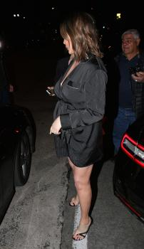 Chrissy Teigen at Craig's in West Hollywood 24