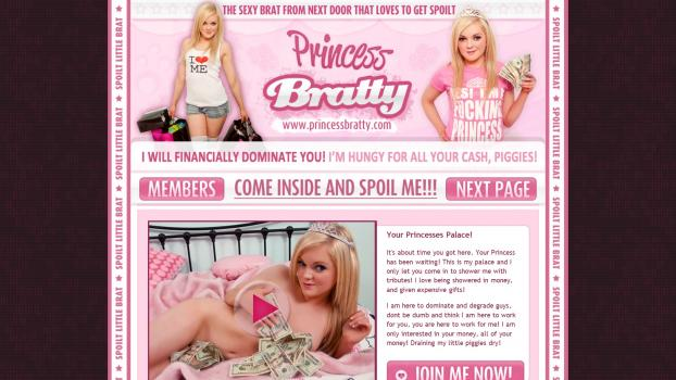 PrincessBratty - SiteRip