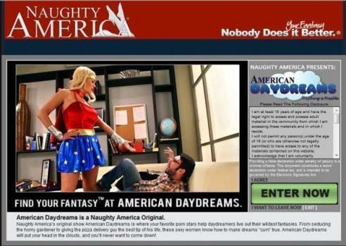 AmericanDaydreams SiteRip